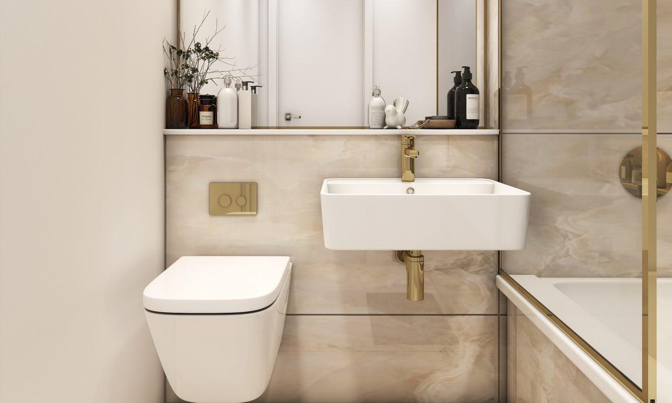 Deco toilettes petit espace